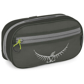 Osprey Ultralight Bolsa Neceser Baño Cremallera, shadow grey